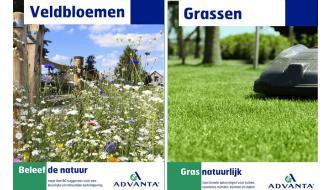 Nieuw: catalogus veldbloemen en grassen