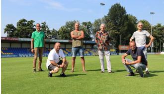 'Goede samenwerking zorgt voor een betere grasmat'